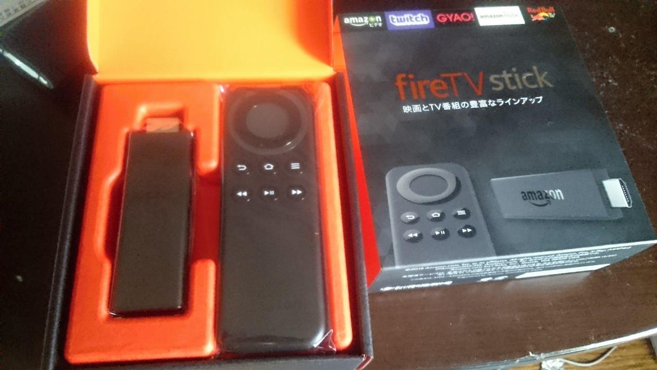 【買ったガジェット】FireStickTVを購入。1ヶ月使ってみてのリアルな感想。大満足な一品。小型STBの本命だと思う。