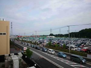 【街歩き東松山】ライフガーデン東松山初体験。TSUTAYAがでかくて便利