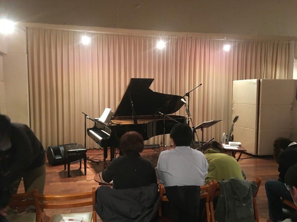 【ライブレポート】平成29年2月11日(土) 孤独のピヤナ~ 柳原陽一郎 ワンマンライブ2017春の巻の曲