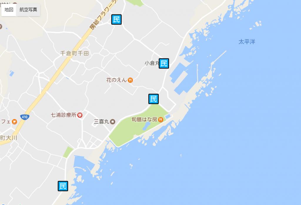[ファン日記]千倉のアートフリマライブ。宿探しに便利なサイト紹介