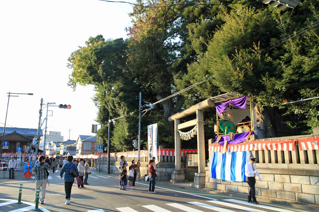 【2013年川越祭り】山車以外に観ておきたいスポット氷川神社の本殿公開。