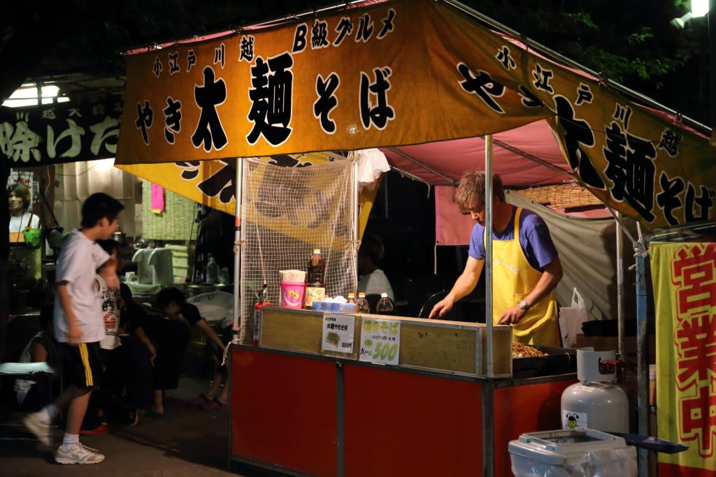 【イベント川越】川越祭りで是非食べておきたい屋台5選
