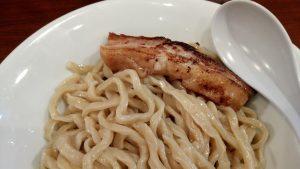 【おいしい川越】メガガンジャ 川越醤油つけ麺 830円